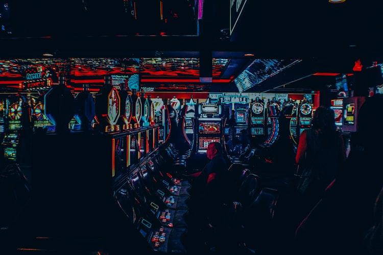 Slotsmaskiner online