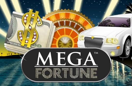 Mega Fortune casinospel